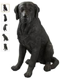 labrador retriever gifts figurines sculptures statues