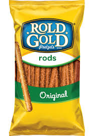 Wholesale Pretzel Rods Rold Gold Sticks Pretzels