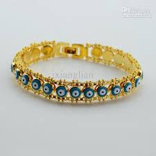 fashion evil eye bracelet images 2018 evil eye bracelet gold hand chain turkey eyes jewelry 24k jpg