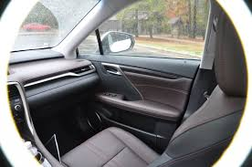 lexus rx 350 interior colors 2016 lexus rx350 interior noble brown sapele wood 16