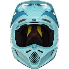motocross helmets ebay fox racing new 2016 mx le ken roczen seca v3 ice blue aqua