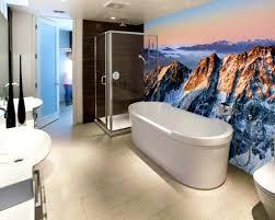 wallpaper in bathroom ideas designer wallpaper for bathrooms bathroom wallpaper3 fantastic