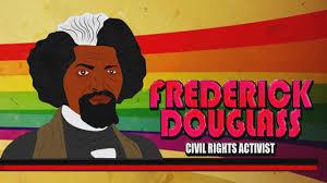 frederick douglass for biography educational