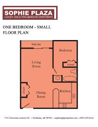 small floor plans fairbanks alaska apartments sophie plaza maps and floor plans