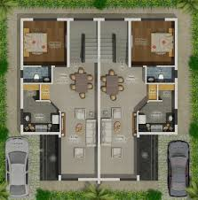 homedale plans icipl 1a 1b to 13a 13b twin villa ground floor plan