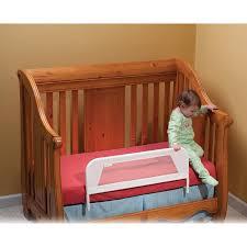 convertible crib safety rail dex baby safe sleeper convertible