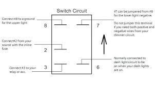 narva switch wiring diagram free wiring diagram