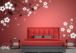 Designs For Bedroom Walls Paint Wall Design Design Decoration