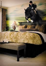 Girls Horse Themed Bedding by 9 Best Horsey Bedroom Images On Pinterest Horses Bedroom Ideas
