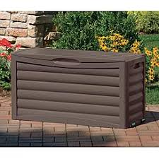 outdoor storage boxes deck boxes sears