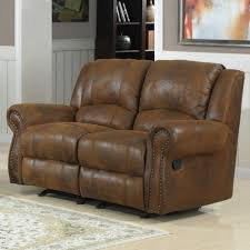 Loveseat Recliners Furniture Rocking Recliner Loveseat Chair And A Half Recliner