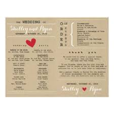 wedding fan program wedding fan programs gifts on zazzle