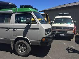 volkswagen vanagon lifted our rig kruisin koru