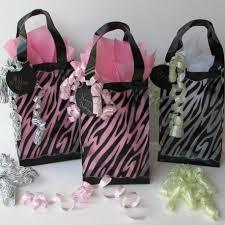 zebra tissue paper zebra design gift party pack tag and tissue paper
