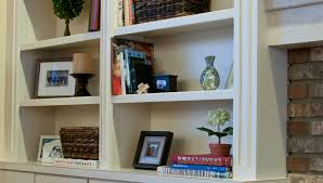 Livingroom Shelves by White Living Room Shelving Naperville Aurora Wheaton Il
