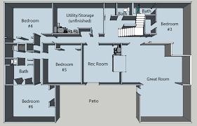 finished basement floor plan ideas basement floor plans agreeable finished basement floor plans chez