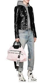 Massachusetts Travel Handbags images Longchamp by shayne oliver quot hiatus quot travel bag barneys new york