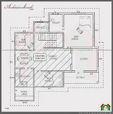 house plans single story house plan lovely single storied kerala house plans single