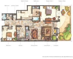 The Parc Condo Floor Plan Terra Floor Plan Fairmont Heritage Place El Corazon De Santa