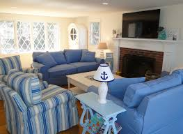 how to decorate your cape cod summer rental