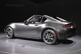 new mazda prices 2017 mazda mx 5 miata rf launch edition priced from 33 850 can