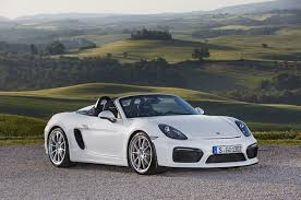 Porsche Boxster Lowered - gt4 engined porsche boxster spyder confirmed for 2015 launch