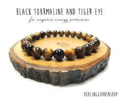 energy bracelet mens images Healing garden shop black tourmaline and golden tiger eye jpg