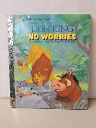 vintage golden book disney u0027s