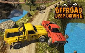 monster jeep 4x4 hill climb monster jeep uphill truck driving android apps