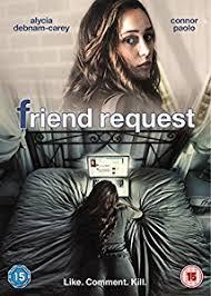 friend request includes digital download dvd 2016 amazon co uk