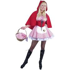 red riding hood halloween costumes amazon com little red riding hood costume large clothing