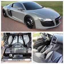 Audi R8 Nardo Grey - nardo r8 on instagram