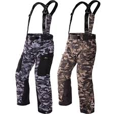 Squadron Canopies by Squadron Urban Camo Mens Snowmobile Pants