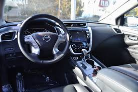 nissan murano bluetooth audio new 2017 nissan murano sl sport utility in lawrence n1376