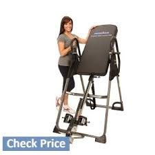 Exercise Upside Down Chair Inversion Table Reviews 2017 The Inversion Table Doctor