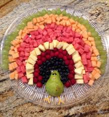 thanksgiving fruit platter my projects