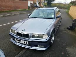 bmw e36 manual coupe in worksop nottinghamshire gumtree