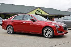 cts cadillac 2015 2015 cadillac cts spied without camo autoevolution