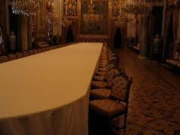Royal Dining Room by This Is The Dining Room Of The Royal Palace The Table Seats Over