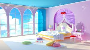 chambre de princesse fée chambre princesse conte la fille de chambre avec des