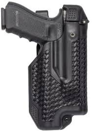 duty holsters with light epoch level 3 light bearing duty holster