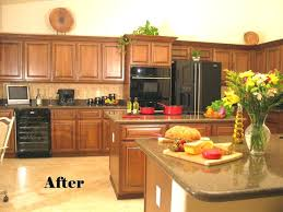 how much does it cost to restain cabinets breathtaking restain kitchen cabinets full size of kitchen to