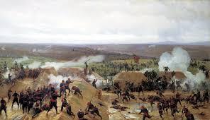 Ottoman Battles Russian Empire Declares War Against Ottoman Empire April 24 1877
