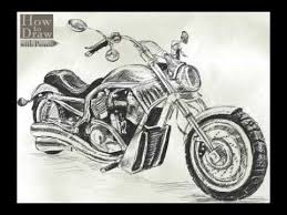 how to draw bike harley davidson d http www youtube com