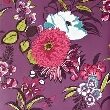 cocktail floral plum wallpaper departments diy at b q cocktail floral plum wallpaper departments diy at b q