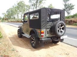 mahindra jeep 2016 call of the wild mahindra thar crde team bhp
