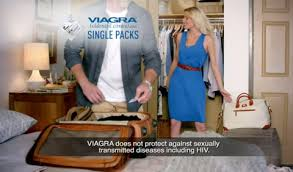 viagra commercial actress brunette blue dress pfizer viagra single dose packets star in new tv advertising
