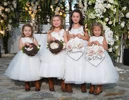 country wedding flower dresses flower ring bearers photos rustic wedding flower