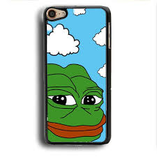 Meme Case - pepe the frog meme ipod touch 6 case aneend pepe collection