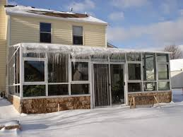 how to build a tropical greenhouse in cold climates
